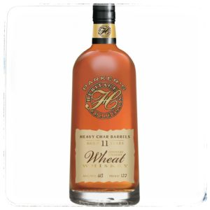 Parker's Heritage 11 Years Old Heavy Char Wheat Whiskey