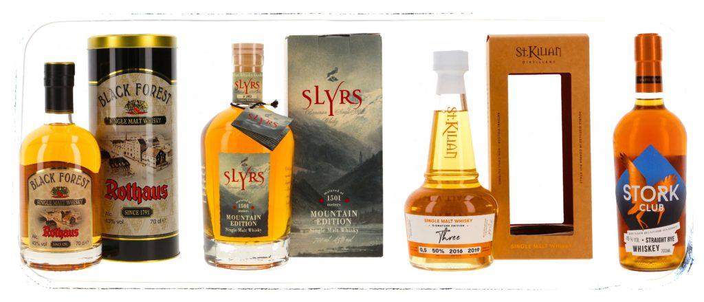 německá whisky