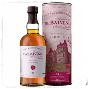 Balvenie The Second Red Rose