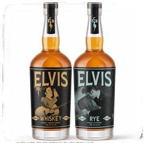 Elvis Rye & Elvis Whiskey