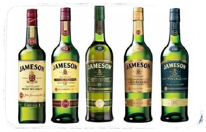 Jameson dnes