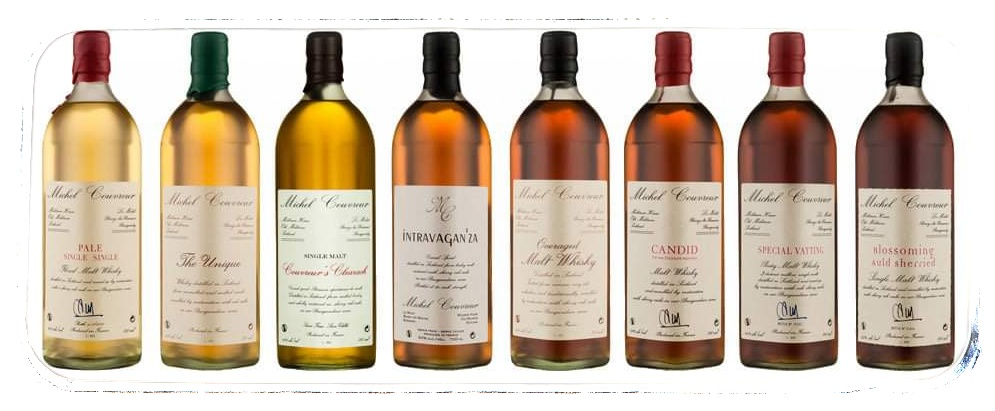 Michel Couvreur whisky