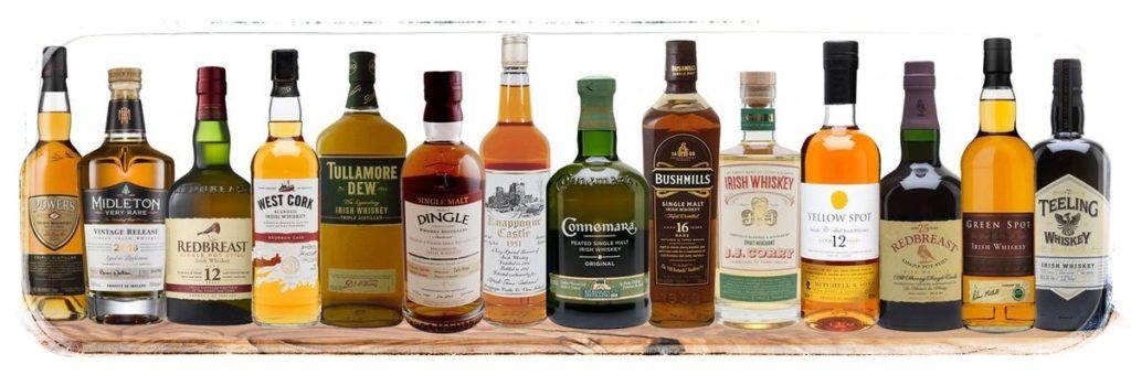 Irská whiskey