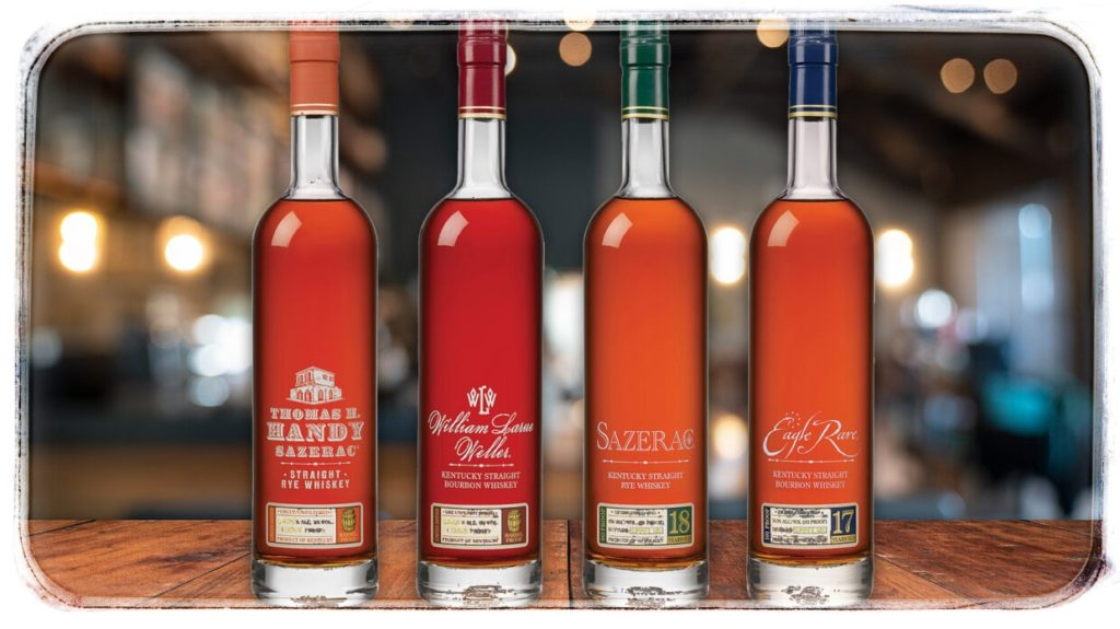 Buffalo Trace Antique Collection 2021 Release