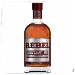 Rebel Bourbon Tawny Port Finish